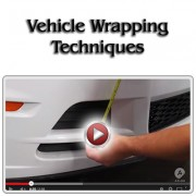 Vehicle Wrap Techniques